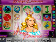 Игровой автомат Магическая Принцесса